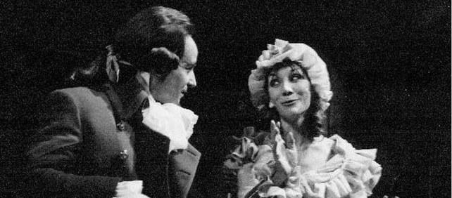 'La muerte de Danton' en el Teatro Español