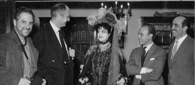 Se estrena en Madrid 'La loca de Chaillot', de Giraudoux.