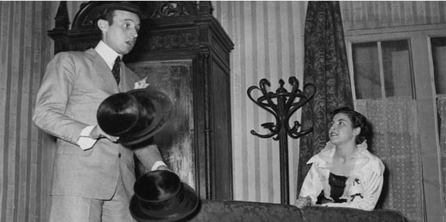 El histórico estreno de 'Tres sombreros de copa'