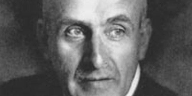 Franz Wedekind, el padre de Lulú.