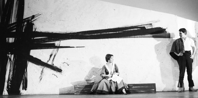 Asunción Sancho es Yerma en el Teatro Eslava de Madrid