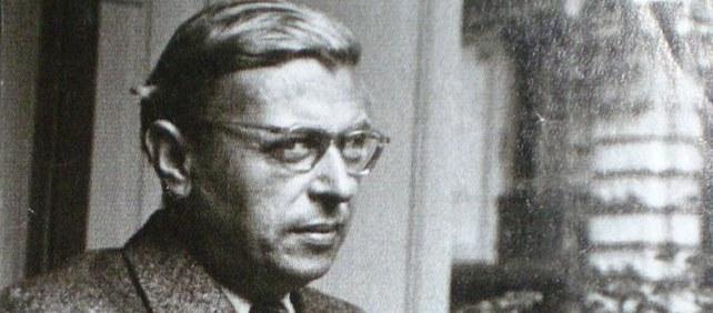 Jean Paul Sartre habla para Primer Acto