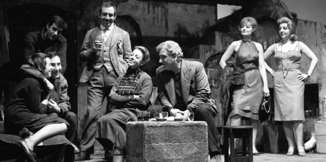Nace un autor teatral para la escena española