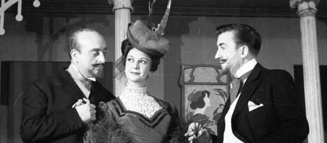 Se estrena 'El baile' de Edgard Neville