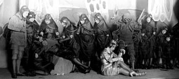 Un siglo de 'El maleficio de la mariposa' de Federico García Lorca
