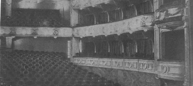 Un siglo del Teatro Calderón