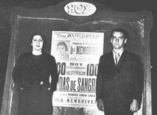 'Bodas de sangre' en 1933