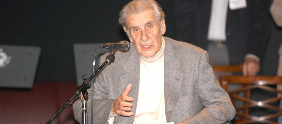 Homenaje a José Monleón (1927-2016)