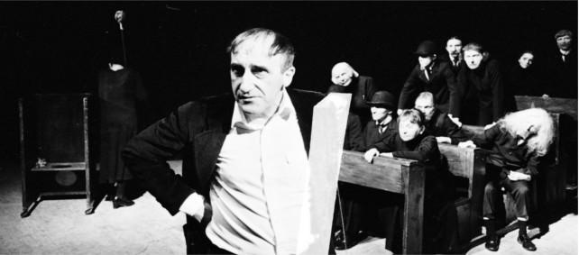 La presencia del teatro extranjero en los archivos del CDT