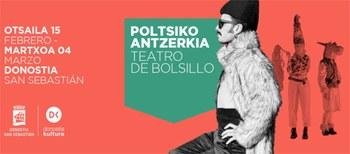 27 Festival de Teatro de Bolsillo en Donostia