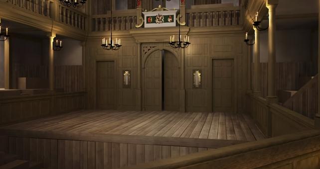 Abre sus puertas una nueva sala del Globe Theatre