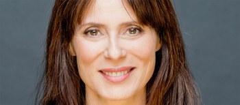 Aitana Sánchez-Gijón recibe el premio Internacional de Teatro de San Javier de Murcia