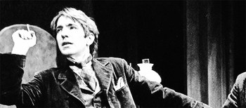 Alan Rickam, del teatro a Hollywood