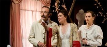 Ángel Gutiérrez lleva a Chéjov al Teatro Valle Inclán de Madrid