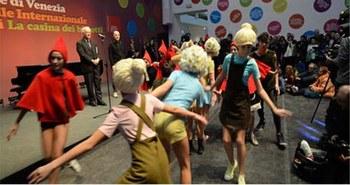 Carnaval internacional de los niños