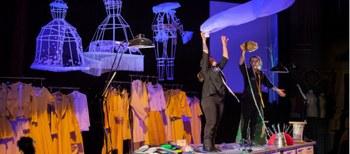Candidaturas al Premio Nacional de Artes Escénicas para la Infancia y la Juventud
