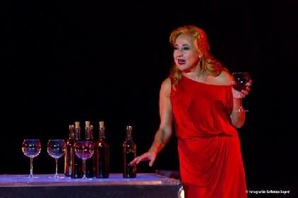 Carmen Machi, un monólogo intenso