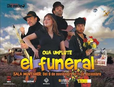 Che y Moche alcanza las 400 funciones de 'El funeral'.