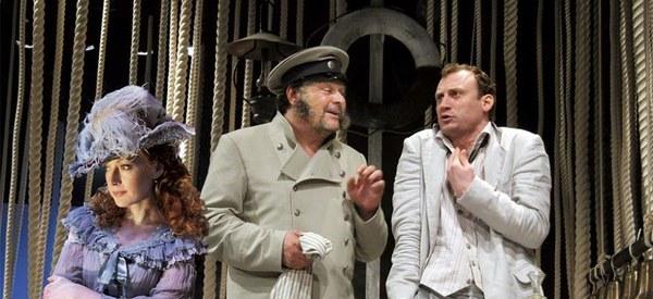 Chéjov abre el festival de teatro Una mirada al mundo