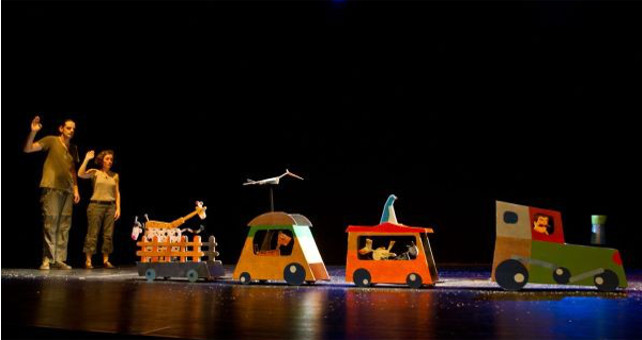 Día Mundial del Teatro para Niños y Jóvenes