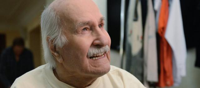 El actor ruso Vladimir Zeldin ha muerto a los 101 años de edad