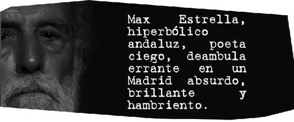 El Centro Andaluz de Teatro recrea el mundo interior de Max Estrella.