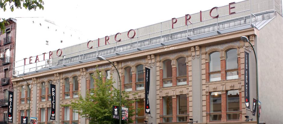 El Circo Price convoca una maratón de edición para el Día Mundial del Circo.