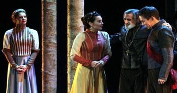 El director Ernesto Arias triunfa en el Globe Theatre de Londres