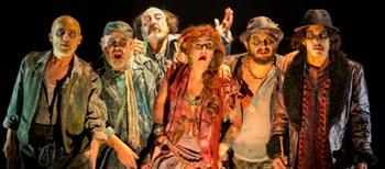 El Festival de Olite rompe la barrera del teatro clásico