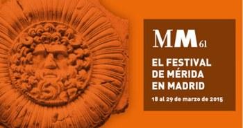 El Festival de Teatro de Mérida desembarca en Madrid