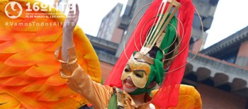 El Festival Iberoamericano de Teatro de Bogotá sopla las velas de la supervivencia