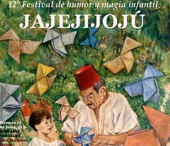 El Festival Jajejijojú inunda con risas y magia infantil el Teatro Cervantes de Málaga