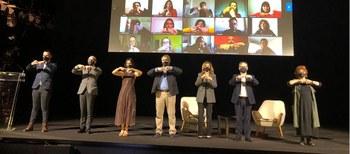 El Foro Mercartes escenifica la unión del sector de las Artes Escénicas y de la Música para la defensa de sus intereses