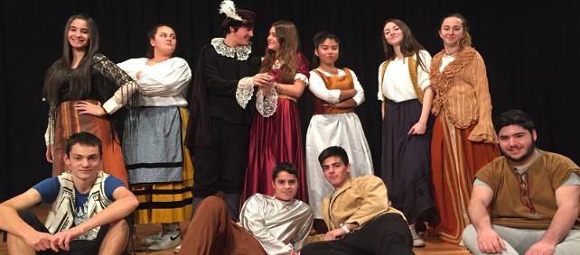 Fases autonómicas del Premio Buero de Teatro Joven
