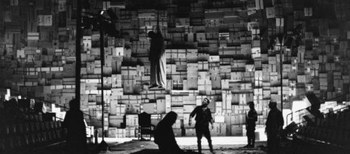 El Lliure ofrece una exposición sobre Frederic Amat, artista escenógrafo