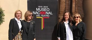 El Museo Nacional del Teatro inaugura la celebración de su Centenario con Carmen Machi y Pepa Pedroche