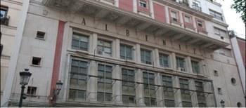 El nuevo Teatro Albéniz tendrá uso escénico