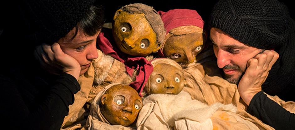 El Patio Teatro gana el Premio FETEN 2019 al Mejor Espectáculo de Títeres con 'Hubo'