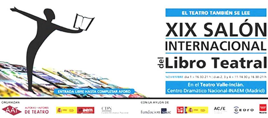 El Salón del Libro Teatral en el Valle-Inclán
