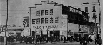 El Teatre Arnau de Barcelona será demolido