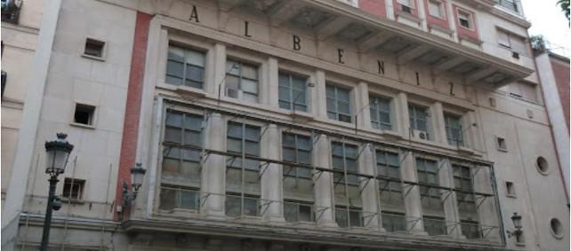 El Teatro Albéniz será bien de interés cultural