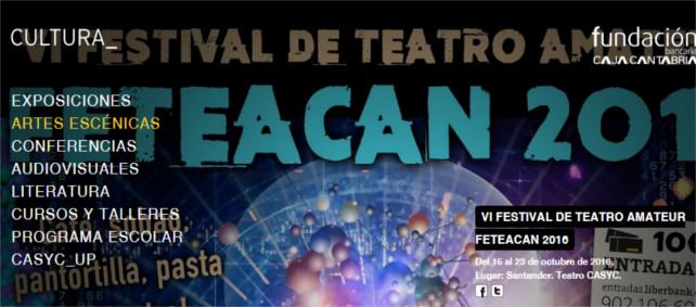 El teatro amateur sube al escenario