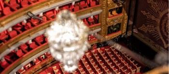 El Teatro Español de Madrid abre la exposición 'Maquetas'