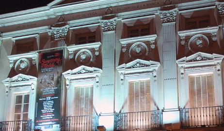 El Teatro Español inaugura el programa 'Dos Orillas'