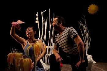 El teatro, la danza y el circo se van de gira