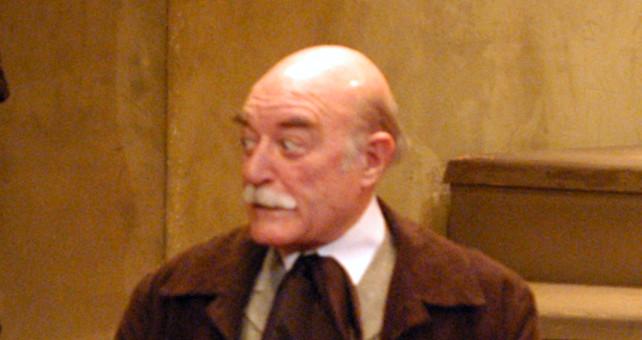 Fallece el actor Emiliano Redondo