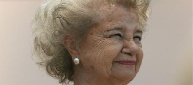 Fallece la actriz radiofónica Matilde Conesa