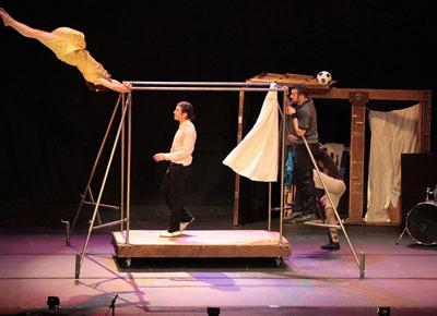 Festival Circos: el Price reúne a compañías de pequeño formato