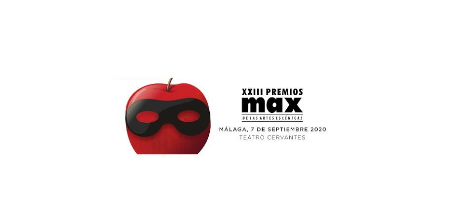 Finalistas de la XXIII edición de los Premios Max de las Artes Escénicas