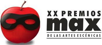 Finalistas de los XX Premios Max de las Artes Escénicas